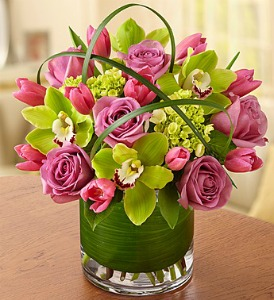 The Very Thought of You Bouquet in Lemont IL, Royal Petals
