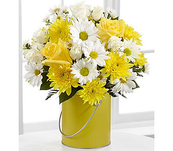 Color Your Day With Sunshine in Noblesville IN, Adrienes Flowers & Gifts
