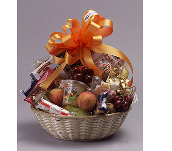 Fruit & Gourmet Basket  - Burleson Texas