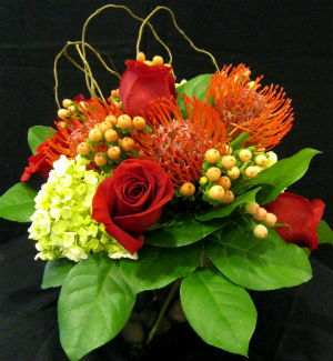 Hearts on Fire in Farmington CT, Haworth's Flowers & Gifts, LLC.