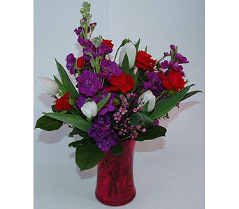 -The Sweetie Pie in Northfield MN, Forget-Me-Not Florist