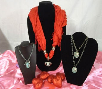 Necklaces in Hearne TX, The Gift Shoppe + Flowers