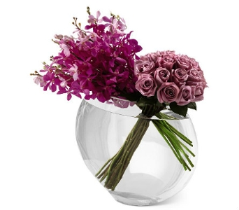 Duet Luxury Rose Bouquet in Waterbury CT, The Orchid Florist