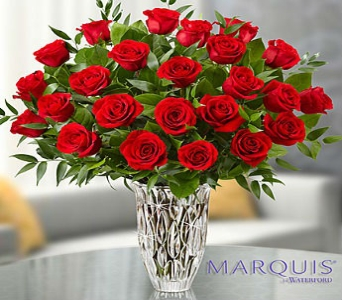 Marquis by Waterford Premium Red Roses in El Cajon CA, Conroy's