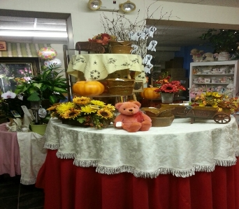 fall table in Crown Point IN, Debbie's Designs