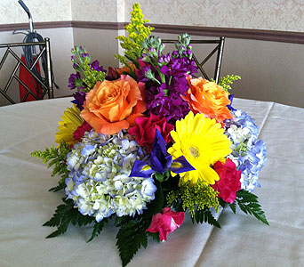 Wedding in Wall Township NJ, Wildflowers Florist & Gifts