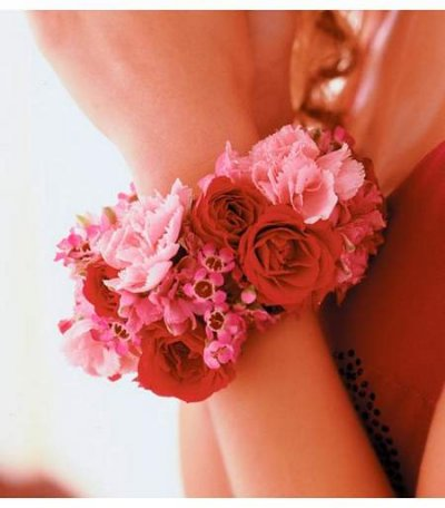 Ruby Romance Bracelet in Camp Hill and Harrisburg PA, Pealer's Flowers