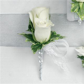 Crystal Couture Corsage in Camp Hill and Harrisburg PA, Pealer's Flowers