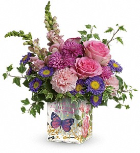 Teleflora's Wild Beauty Bouquet in Corona CA, AAA Florist