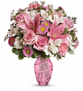 That Winning Smile Bouquet by Teleflora in Chelsea MI, Chelsea Village Flowers