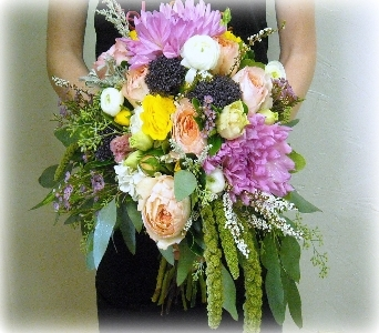 Chic Embrace in Asheville NC, Kaylynne's Briar Patch Florist, LLC