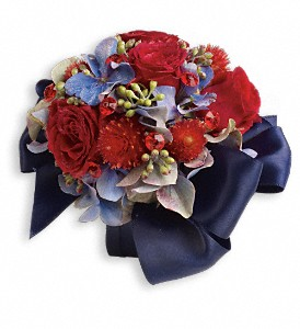 Camera Ready Corsage in Chelmsford MA, Feeney Florist Of Chelmsford