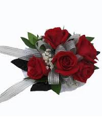 Red Rose Corsage in Clearwater FL, Hassell Florist