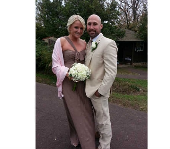 Wedding in King Of Prussia PA, Petals Florist