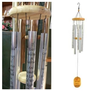 Tears Wind Chime in Ambridge PA, Heritage Floral Shoppe