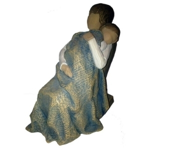 Willow Tree The Quilt Figurine in Methuen MA, Martins Flowers & Gifts