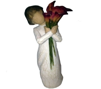 Willow Tree Bloom Figurine in Methuen MA, Martins Flowers & Gifts