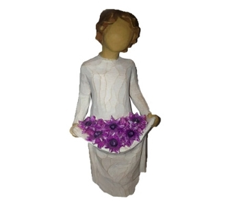 Willow Tree Simple Joy Figurine in Methuen MA, Martins Flowers & Gifts