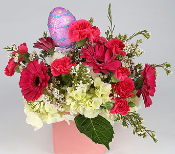 SM EASTER CUBE in Southampton PA, Domenic Graziano Flowers