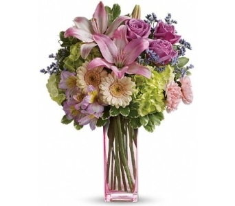 Artfully Yours Bouquet in Norristown PA, Plaza Flowers