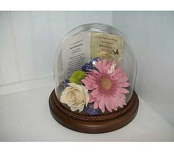 5x5 Memorial Dome in Middletown DE, Forget Me Not Florist & Flower Preservation
