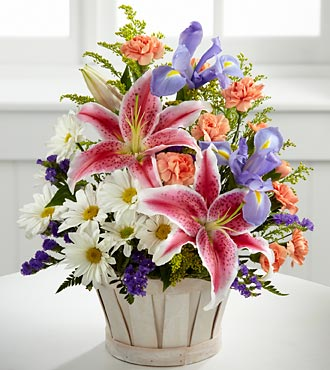 Wondrous Nature Bouquet in Camp Hill and Harrisburg PA, Pealer's Flowers