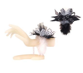 Feather Boa-Wristlet in Baltimore MD, Raimondi's Flowers & Fruit Baskets