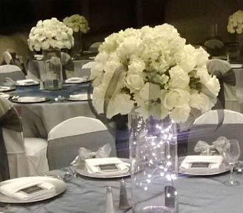 Event Centerpiece in Kennewick WA, Heritage Home Accents & Floral