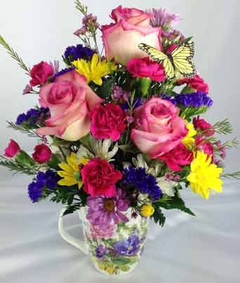 SWEET BLOOMS by Rubrums in Ossining NY, Rubrums Florist Ltd.