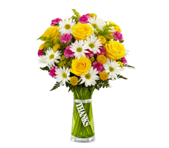 Thanks Bouquet in Baltimore MD, Raimondi's Flowers & Fruit Baskets
