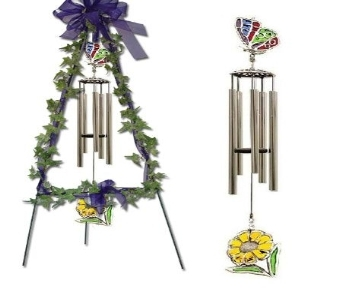 Large Butterfly Wind Chime in Shelbyville KY, Flowers By Sharon