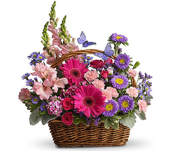 Country Basket Blooms in McLean VA, MyFlorist