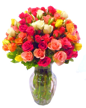 Baby Spray Roses in Fort Myers FL, Fort Myers Florist, Inc.