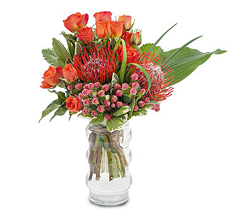 Beat the Heat in Costa Mesa CA, Artistic Florists