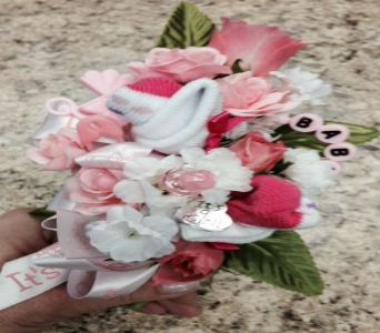 Baby Corsage in Frankfort IL, The Flower Cottage