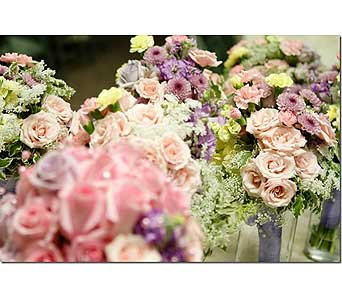 Weddings in Sheldon IA, A Country Florist