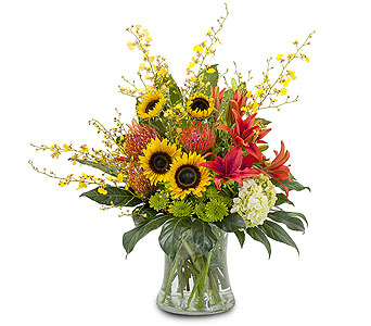 Harvest Wisp in Corpus Christi TX, Always In Bloom Florist Gifts