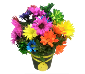 Crazy Daisy Bouquet by Country Greenery in Moorhead MN, Country Greenery