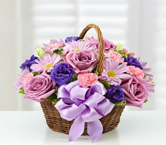 Blooms in a basket in Arizona, AZ, Fresh Bloomers Flowers & Gifts, Inc