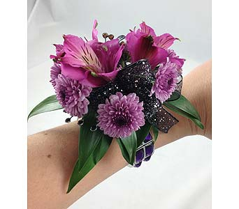 Purple Alstroemeria in Raleigh NC, North Raleigh Florist