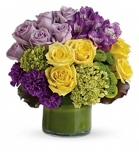 Simply Splendid Bouquet in Richland MI, Bloomers