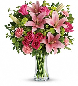 Dressed To Impress Bouquet in Oklahoma City OK, Array of Flowers & Gifts