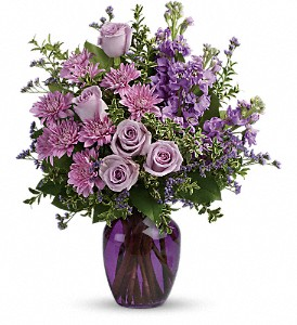Together At Twilight Bouquet in Fredonia NY, Fresh & Fancy Flowers & Gifts
