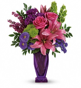 You're A Gem Bouquet by Teleflora in Wilmington IL, The Flower Loft Inc