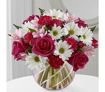 FTD Perfect Blooms Bouquet in Kennebunk ME, Blooms & Heirlooms ��