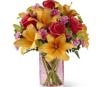 Garden Terrace� Bouquet  in Watertown CT, Agnew Florist
