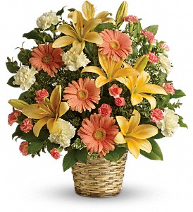 Soft Sentiments Bouquet in Farmington CT, Haworth's Flowers & Gifts, LLC.