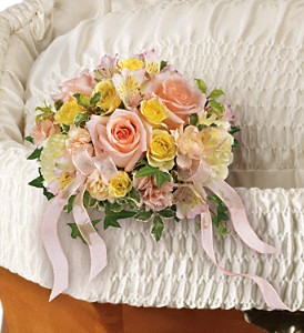 With Affection Nosegay in Orlando FL, Orlando Florist