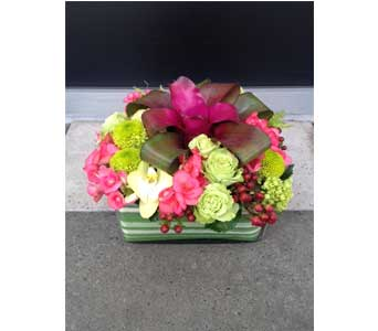 Sunny Day Bouquet in Bellevue WA, CITY FLOWERS, INC.