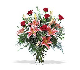 Celebrations Bouquet by Petals & Stems in Dallas TX, Petals & Stems Florist